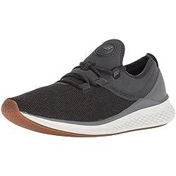 New Balance Fresh Foam Lazr, Zapatillas de Running para Mujer, Negro (Black/Nimbus Cloud/Castlerock EB), 40 EU
