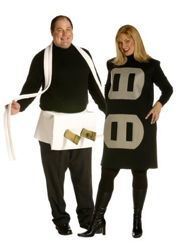 Socket and Switch costume for couples by RASTA IMPOSTA