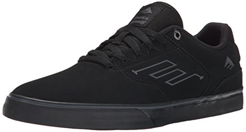 emerica-hombre-the-reynolds-low-vulc-zapatillas-de-skateboard-negro-size-41-eu