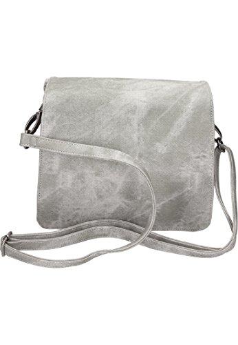 Fritzi aus Preußen Damen Handtasche Grau
