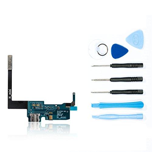 teparto USB presa di ricarica per Samsung Galaxy Note 3 Neo – SM-N7505 – con set di attrezzi