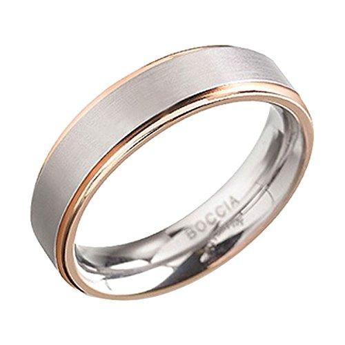 Boccia Damen-Ring Titan Gr. 58 (18.5) - 0134-0358