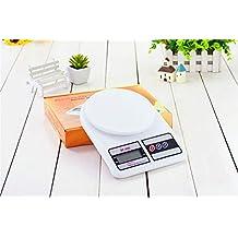 Báscula Digital de Cocina de Alta precisión, báscula electrónica de Alimentos para el hogar para