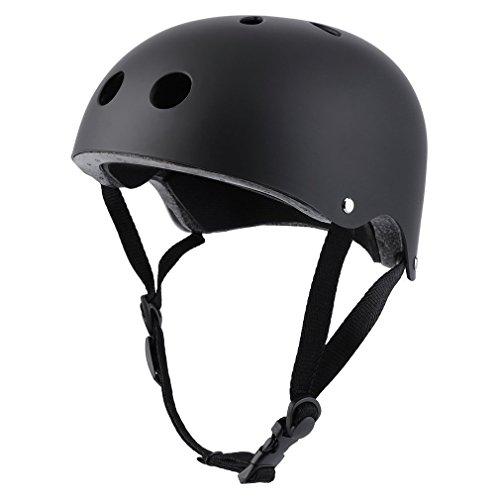 IMPORX Verbesserung Skate Helm/Fahrradhelm,Verstellbarer Skateboard,Scooter,Fahrrad,Elektro-Bike,BMX Helm für Kinder/Jugendlicher/Erwachsenen