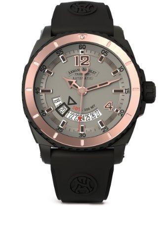 armand-nicolet-d710aqn-gs-gg4710n-reloj-para-hombres-correa-de-goma-color-negro