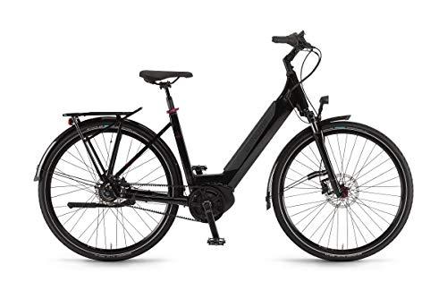 Unbekannt Winora Sinus iR8 500 Unisex Pedelec E-Bike Trekking Fahrrad schwarz 2019: Größe: 48cm