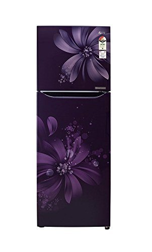 LG GL-Q282SPAM Frost-free Double-door Refrigerator (255 Ltrs, 3 Star Rating, Purple Aster)