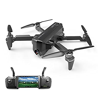 Koeoep Hesper 3 Axis EIS Gimbal Drone with 13MP 4K HD Camera GPS Visual Positioning Selfie Foldable FPV Quadcopter by Koeoep