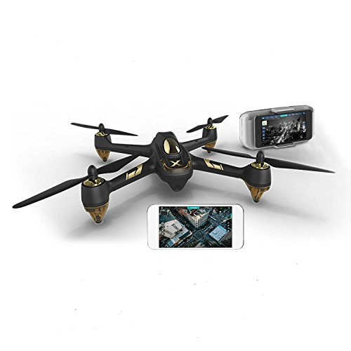 Hubsan H501 A X4 Air Pro brushlees WiFi Quadcopter Drone App kompatibel GPS 1080 FHD Kamera autimatic Return Höhe Halt