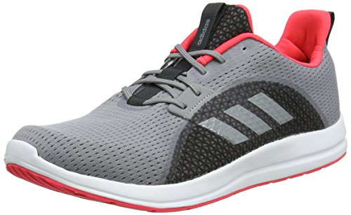 adidas Damen Element V Laufschuhe Grau (Grey Three F17/shock Red S16)