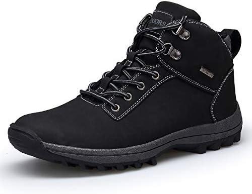 ShopSquare64 ShopSquare64 ShopSquare64 Scarpe da Neve Invernali da Uomo Outdoor Fashion scarpe da ginnastica Warm Lining Antiscivolo Scarpe Casual da Arrampicata B07L7RFJ6R Parent | Qualità primaria  | Re della quantità  87586e
