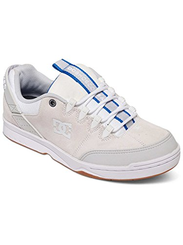 DC Syntax Shoes Blanc - White/Navy