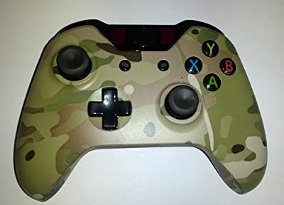 Custom Xbox One Controller - Multicam Camo