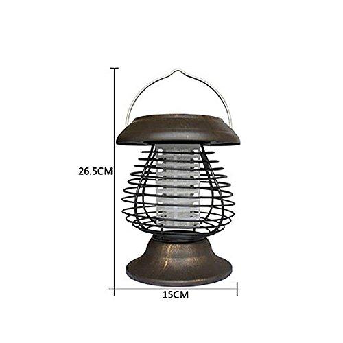 Chifans, lámpara antimosquitos, Mata Insectos electrónicos, lámpara UV LED Repelente de Mosquitos, lámpara portátil para Matar Moscas