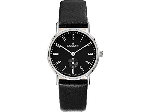 Dugena Women's Analogue Quartz Watch with Leather Strap 4460665