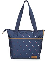 Eastpak Kiran Sac de Plage, 42 cm, Distinct Dots