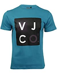VOI Mens T-Shirt by Jeans 'Vibes' Short Sleeved