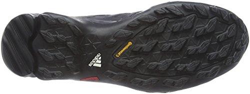 adidas Unisex-Erwachsene Terrex Fast R Trekking-& Wanderhalbschuhe Schwarz (core Black/dark Grey/chalk White)