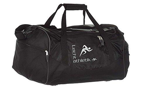 Tasche Team QS70 schwarz Leichtathletik
