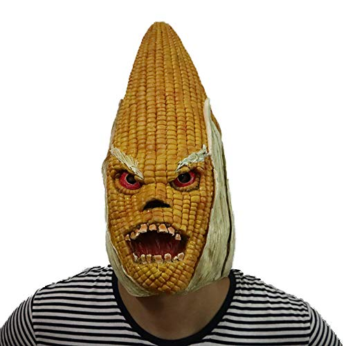 Halloween Mais Horror Pflanzenmaske, Festival Cosplay Kostüm Lieferungen Party Masken für Karneval Festival ()