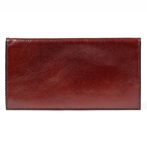 bosca-old-leather-collection-dark-brown-checkbook-wallet