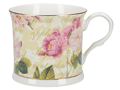 Creative Tops Tasse Fine Bone China Portland Queen-Beiner Palace (China English Bone Rose)