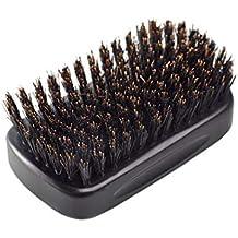 Termix Barbe Cepillo de pelor para degradados- Cepillo con cerdas naturales 100% de jabalí