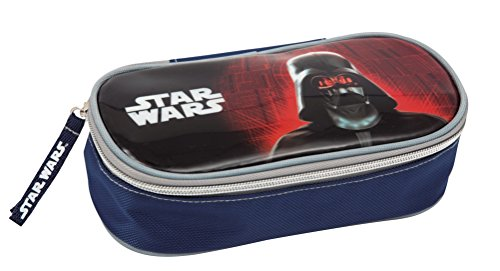 Auguri Preziosi Preziosi – Star Wars Rogue One Bustina Ovale, Collezione 2017/18 Estuches, Negro (Nero)