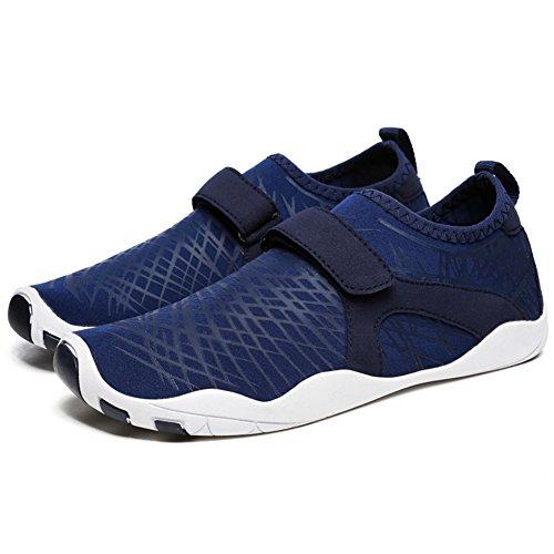 e1a6cb430706a Zapatos de Agua Hombre Playa Zapatillas Mujer Unisex Secado Rápido Zapatos  Surf Natación Yoga