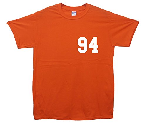 Harry Styles Date Of Birth T-Shirt - Orange - 7/8 Jahre