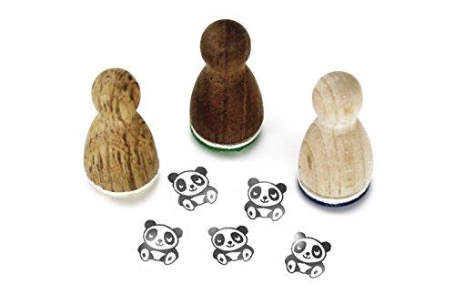 Stemplino Mini Stempel Pia Pandabär -