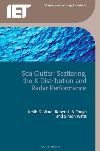 Sea Clutter: Scattering, the K Distribution and Radar Performance (IET Radar, Sonar, Navigation and Avionics, Band 20) Marine Band-antenne