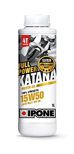 Ipone 800356 Huile Moteur Full Power Katana 4 Temps Performance 15W50 Route pas cher