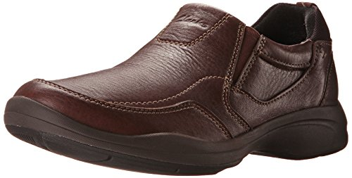 Clarks Wavekorey Kostenlos Brown Leather