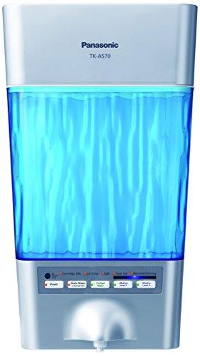 Panasonic Advanced Eco TKCS70-DAJ RO + UV 6-Litre 55-Watt Water Purifier (White)