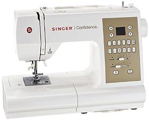 Singer Confidence 7469 - Máquina de coser de Singer
