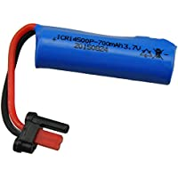 Amewi battery for Ft008 062 X 13 Red Barracuda, 700 mAh, 3.7 V Li-Ion - Compare prices on radiocontrollers.eu