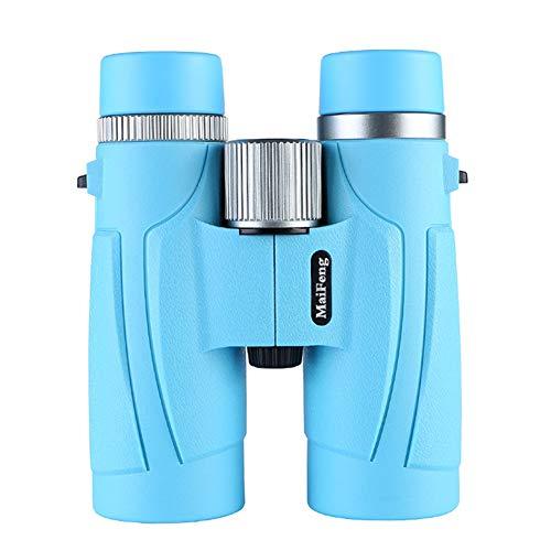 Fernglas 8x42 HD High Power Doppelrohr Nachtuhr geeignet für Konzerthimmel starrende Vogelbeobachtung,Blue
