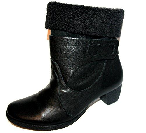 Think alyna 7-87222 chaussures bottes & bottines femme Noir - 39 2/3