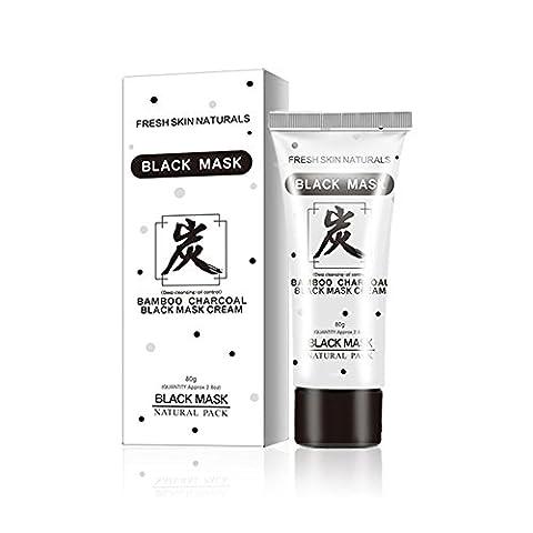 Xuanle Blackhead Remover Schlamm Peel Off Gesicht Maske Tiefenreinigung Pore