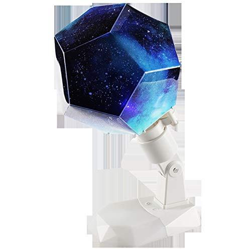 PUDDINGHH® Sternprojektor Licht Nachthimmel Lampe Romantische DIY Nachthimmel Projektion Konstellationen Beobachtung Werkzeug Planetarium Star Master Projektor-Stil