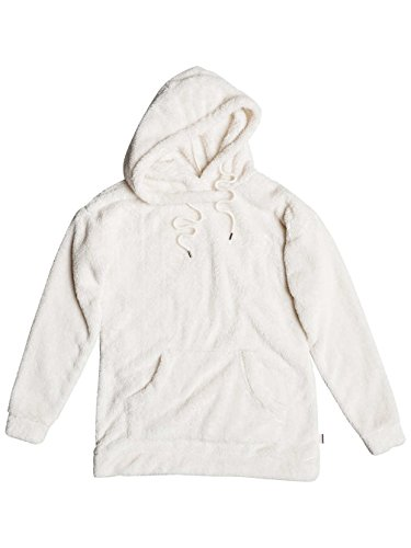 Roxy Changing Tides Sweat-Shirt à Capuche Femme Blanc
