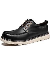 Dundun-shoes Oxford Hombre 2018, Zapatos Oxford de Moda para Hombre, cómodos,