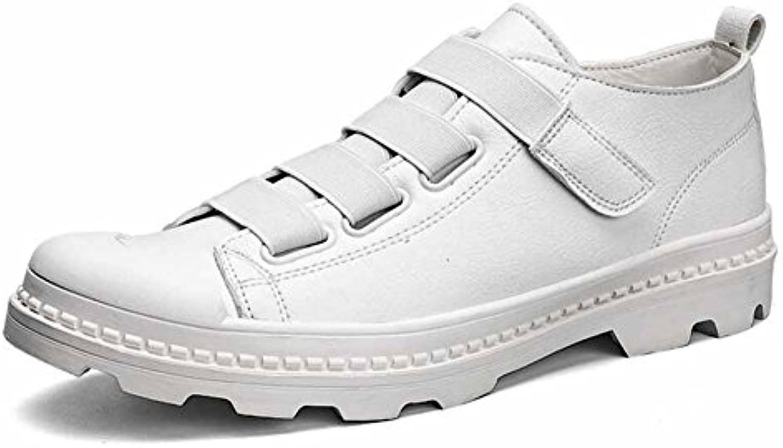 Hombres Hebilla Ligero Zapatos Planos 2017 Otoño Nuevo Británico Moda Zapatos Casuales Entrenadores ( Color :...