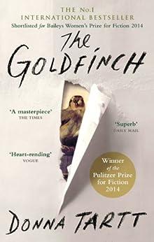 The Goldfinch by [Tartt, Donna]
