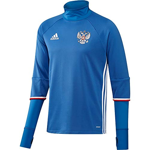Russland Training Top - blau 2016 2017 - D2 (42)