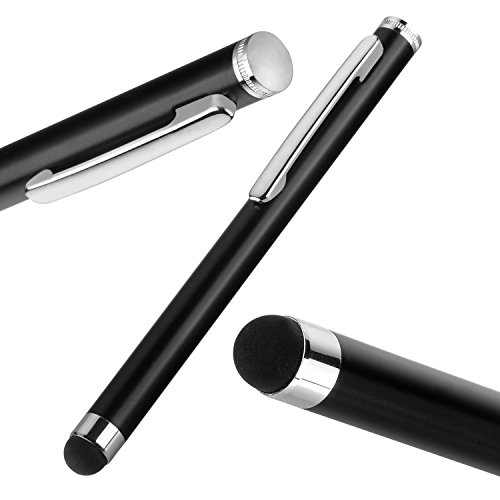 yayago Stylus pen kapazitiv Eingabe Stift für HTC Raider 4G X710 / HTC One/One X/S / HTC Desire C/X und weitere Modelle