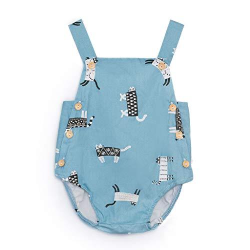 Mädchen Kleider Festlich, Weant Baby Kleidung Mädchen Outfits Cartoon drucken Set Kleider FüR Kinder Mädchen Kleidung Partykleid Chiffon Kleid Baby Tägliche Kleidung Pullover