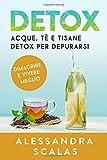Imagen de Detox: Acque Tè e Tisane Detox per