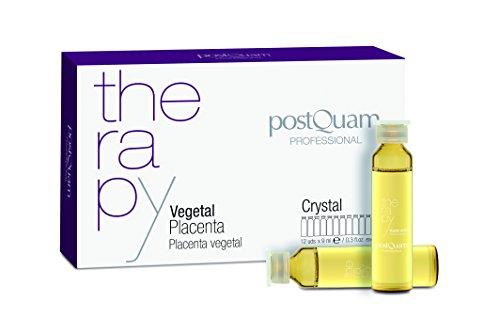 Postquam - Therapy | Fiale di Vietro Trattamento Anticaduta Capelli con Placenta Vegetale 12x9ML